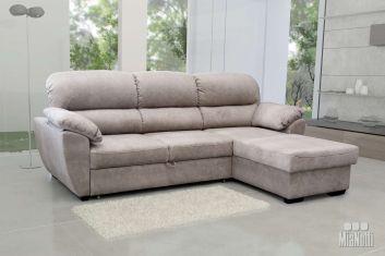 Угловой диван Монреаль с подъемником