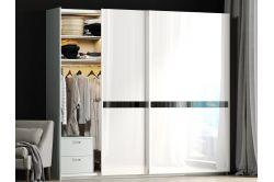 Шкаф-купе ErgoSens Lux White